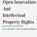illustration open innovation & intellectual property rights